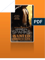 Kerrelyn Sparks - 12 - Wanted Undead or Alive