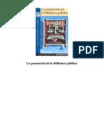 Promocion Biblioteca