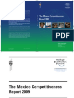 Mexico Competitiveness Report 2009