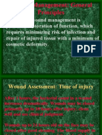 Wound Assessment