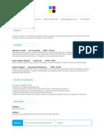 TPickle Resume 09