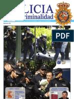 Revista POLICIA y CRIMINALIDAD. Numero 21