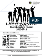 LAYC Membership Reg and Chaperone Form 1314