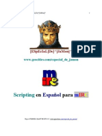 Scripting en Español para mIRC