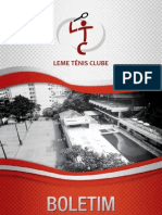 Informativo Leme Tênis Clube - Abril/ Maio 2013