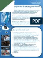 Brochure Capacity Curso Virtualizacion Online