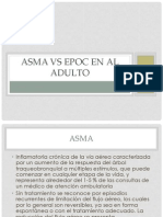 Asma vs Epoc en Al Adulto