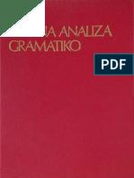 Plena Analiza Gramatiko de Esperanto (K. Kalocsay, G. Waringhien)
