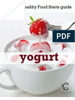 Learn to Make Yogurt eBook