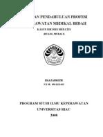 Lp Sirosis Hepatis Profesi Kmb