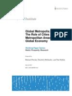 Global Metropolis