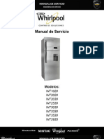 Manual Servicio Whirlpool