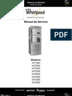 Manual Servicio Whirlpool