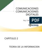 Comunicaciones - Cap II