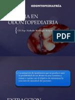 Cirugia en Odontopediatria