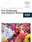 Five Challenges, One Solution