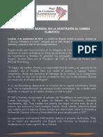 Comunicado de Bogotá_Premio Mundial de Liderazgo Climático y Ciudad