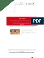 Sébastien Hardy - Las politicas de gestion de riesgo en La Paz. Panorama y perspectivas