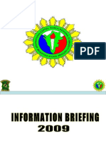 NCRRCDG Information Briefing