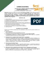 Modelo de Acta Del CT E XXII