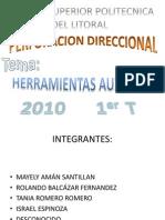 HERRAMIENTAS AUXILIARES