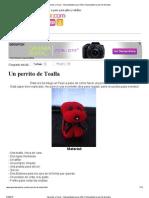 Aprender a Hacer - Manualidades para niños _ Manualidad un perrito de toalla