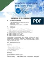 123903404 Silabo de Windows 2008 Server