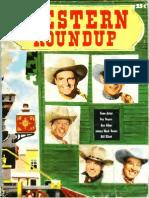 Western Round Up 1955