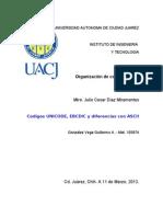 136749959 Codigos Unicode y EBCDIC