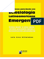 EclesiologiaLatinoamericanaEmergente-LuisCruzVillalobos-2010