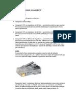 Normas Para Ponchar Un Cable Utp(Teorias de La Comunicacion)