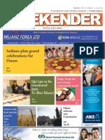 Indian Weekender Issue#107