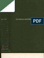 Jackson ClassicalElectrodynamics