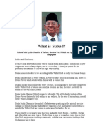 What is Subud by Bapak Singapore_1960