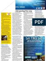 Business Events News for Fri 06 Sep 2013 - EEAA paving the way, Luxperience up by 50% next year, TTNQ\'s China blitz, Hayman\'s $50m redevelopment and much more