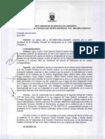 Resolucion de Consejo Ejecutivo Nro.060-2009