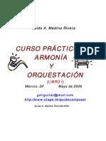 curso armonÍa y orquestaciÓn 1