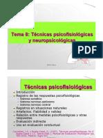 8.Tecnicas Psicofisiologicas