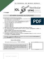 Ufmg Mg 2011 0 Prova 2a Fase Espanhol