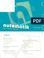 Automatik Garetto Catalog