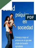 Salud Psiquica