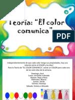 Teoría Colores