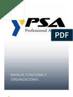 Ejemplo de Manual de Recursos Humanos Empresarial