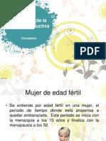 Promocion de La Salud Reproductiva