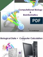 bioinformatics and computational biology