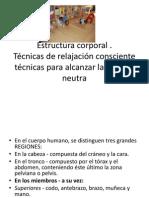 Estructura Corporal