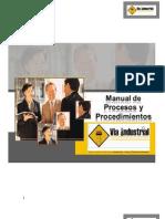 Manual via-procesos v1 Sept 2013
