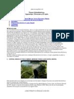 Hidroelectricas Mexico