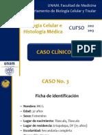 CASO No. 3 Colecistitis