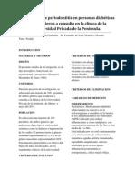 Efectividad de la administración profiláctica de diclofenaco intramuscular para analgesia posoperatoria en cirugía de tercer molar